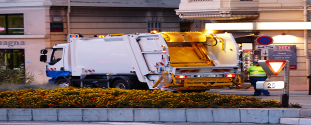 electric garbage trucks may solve trash
