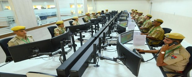 Abhay command and control centre