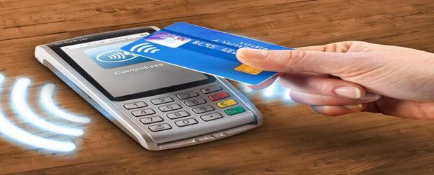 Rupay contactless card