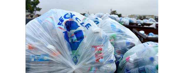 Government's plastic waste