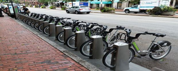 public-bicycle-sharing