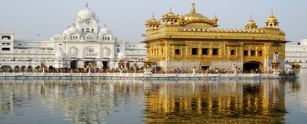 Punjab golden temple